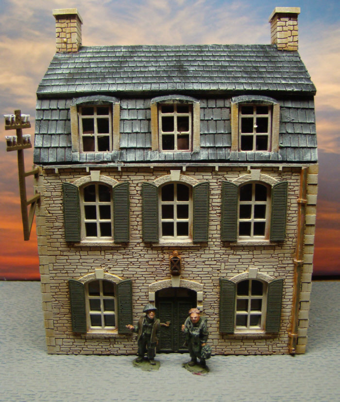 """[TMP] """"New Buildings Normandy 28mm"""" Topic"""