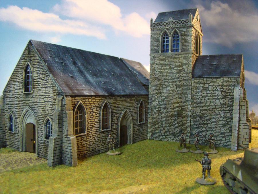 Tmp normandy church 1 72 topic - Haute normandie mobel ...